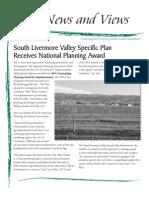 Spring 2006 Tri-Valley Conservancy Newsletter