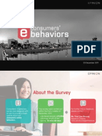 EPINION Consumers E Behaviour