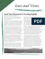 February 2007 Tri-Valley Conservancy Newsletter