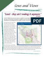 March 2010 Tri-Valley Conservancy Newsletter