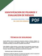 Identificacion y Evaluacion de Riesgos Clase II