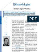 Learning Human Rights