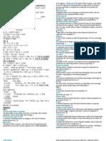 Pfin Study Guide