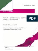 VDesk_Elektroniczny obieg dokumentów
