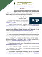 Administração Pública - Constituição Federal (do artigo 37 ao artigo 41) (1)