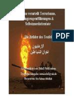 Islam verurteilt Terrorismus!