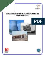 EVALUACIÓN ENERGÉTICA DE TORRES DE ENFRIAMIENTO