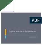 52145138 Topicos Selectos de Programacion Ago Dic 09