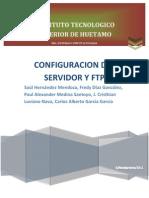 Configuracion Del Servidor y Ftp