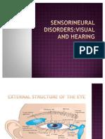 Sensorineal Disorders Students