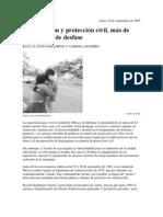 Construcción y protección civil