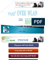 Slide Voip Over Wlan