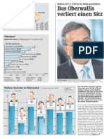 Walliser Bote, 24.10.11 - Wahlen 2011