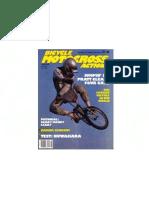 BMX Action August 1980