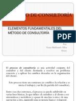 PROCESO DE CONSULTORÍA - INICIACIÓN