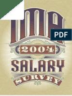 Salary Survey June 2004
