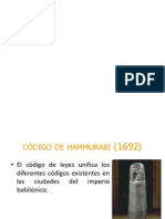 Código de Hammurabi (2)