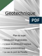 geotechnique