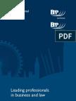 BPP International Students Brochure
