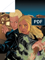 Buffy the Vampire Slayer Exclusive Preview