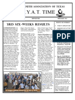 February TYAT Newsletter