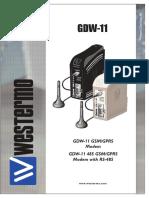 Gdw 11+Gdw 11+485+Manual+Eng