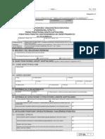 CIT-8A Zeznanie o wysokości osiągniętego dochodu (poniesionej straty) przez podatkową grupę kapitałową