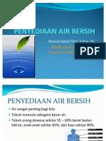 Air Bersih Zah