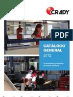 Crady-catalogo-tarifa-2012