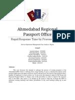 Ahmedabad Regional Passport Office