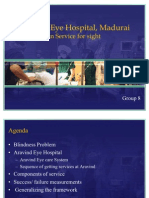 Aravind Eye Hospital, Madurai
