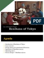 Benihana of Tokyo