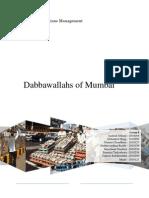 Dabbawallahs of Mumbai