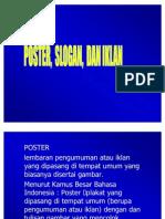 Poster Slogan Iklan