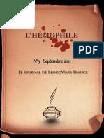 Hémophile n°3 - Septembre 2011