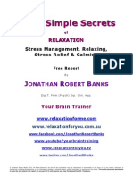 3 Simple Secrets Free Report