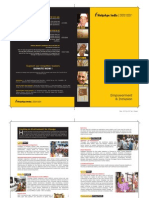 Organizational Brochure