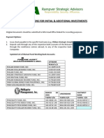 Mutual Fund Payment Options - IMG
