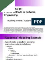 Academia Model
