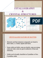 Crystal Structre