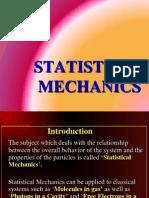 Statistical Mechanics(22!11!2011)