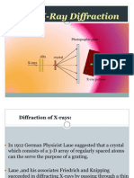 X Ray Diffraction