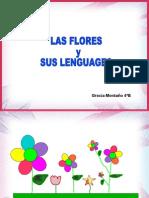 Las flores y sus lenguages