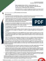 Comunicado Pmc Ante Recortes Ley Aborto y Adhesiones.presa