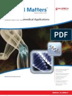 Materials for Bio Medical Application