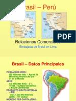 Presentación Emb. Brasil Lima
