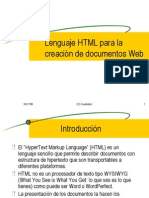 Transparencias HTML