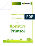 Profile of Konsurv