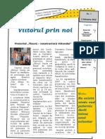 """Ziarul Centrului Parohial """"Sf. Vasile cel Mare"""" din Cania"""