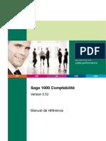 Sage 1000 Comptabilité